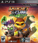Capa de Ratchet & Clank: All 4 One