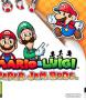 Capa de Mario & Luigi: Paper Jam
