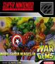 Capa de Marvel Super Heroes: War of the Gems