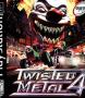 Capa de Twisted Metal 4