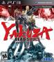 Capa de Yakuza: Dead Souls