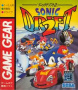 Capa de Sonic Drift 2