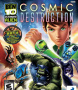 Capa de Ben 10 Ultimate Alien: Cosmic Destruction