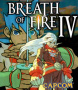 Capa de Breath of Fire IV