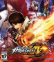 Capa de The King of Fighters XIV