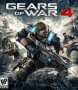 Capa de Gears of War 4