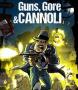 Capa de Guns, Gore & Cannoli