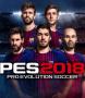 Capa de Pro Evolution Soccer 2018