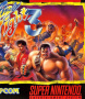 Capa de Final Fight 3