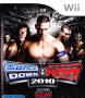 Capa de WWE SmackDown Vs. Raw 2010
