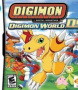 Capa de Digimon World Ds