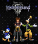 Capa de Kingdom Hearts III