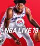Capa de NBA Live 19