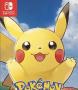 Capa de Pokémon: Let's Go Pikachu!