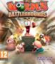 Capa de Worms Battlegrounds
